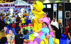 الصورة: الصورة: نسائم المفاجآت والعروض تنعش صيف دبي