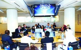 الصورة: الصورة: غرفة دبي تعرف القطاع الخاص باستراتيجيات إدارة النفايات لتعزيز الاستدامة
