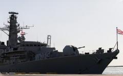 الصورة: الصورة: بريطانيا ترسل سفينة حربية ثانية إلى الخليج