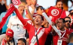 الصورة: الصورة: بشرى سارة للجمهور التونسي قبيل مواجهة السنغال