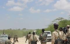 الصورة: الصورة: انتهاء حصار فندق في جنوب الصومال والحصيلة 26 قتيلاً على الأقل و56 جريحاً