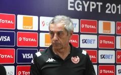 الصورة: الصورة: تصريح مثير لمدرب تونس قبيل لقاء  السنغال