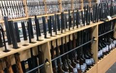 الصورة: الصورة: شرطة نيوزيلندا تعلن نجاح أول عملية لإعادة شراء الأسلحة