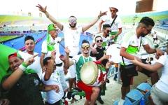 الصورة: الصورة: 10 طائرات جزائرية لنقل المشجعين