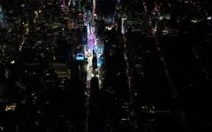 الصورة: الصورة: نيويورك تغرق في الظلام