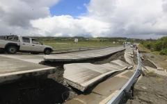 الصورة: الصورة: زلزال بقوة 6.9 درجات يهز أستراليا