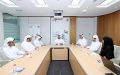 """الصورة: الصورة: لجنة دبي ترسخ نهجاً جديداً في انتخابات """"الوطني 2019"""""""