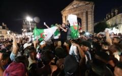 الصورة: الصورة: إيقاف 282 مشجعاً جزائرياً في فرنسا