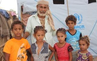 الصورة: الصورة: حسن عمر.. ستيني قتلت الميليشيا زوجته وهجّرت أطفاله