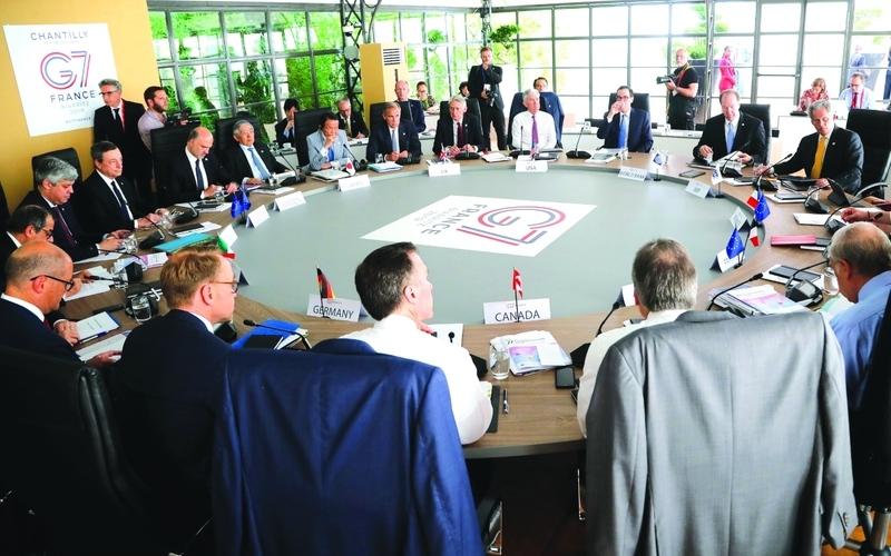 الصورة: الصورة: توافق «شانتيي» يفتح الطريق أمام اتفاق منظمة التعاون الاقتصادي والتنمية