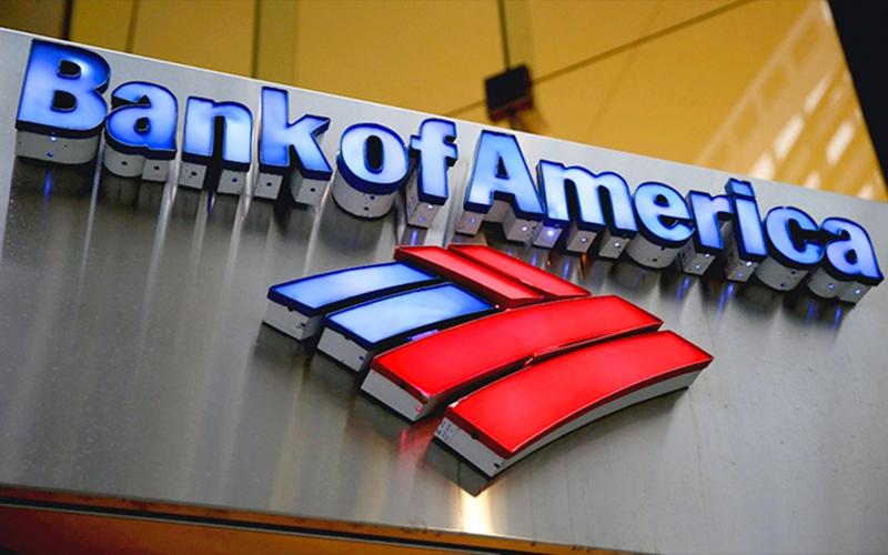 الصورة: الصورة: 7.1 مليارات دولار أرباح «بنك أوف أمريكا» الفصلية