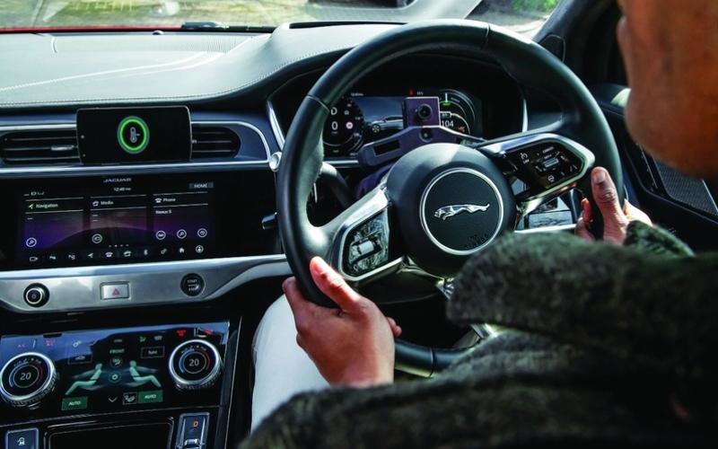 الصورة: الصورة: تكنولوجيا جديدة تفهم مزاج سائق السيارة وتخفف التوتر