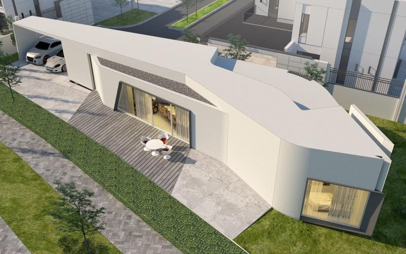 """الصورة: الصورة: """"إعمار"""" تستعد لبناء أول منزل بتقنية الطباعة ثلاثية الأبعاد في دبي"""
