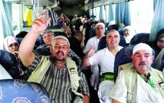 الصورة: الصورة: غضب في غزة من ارتفاع تكلفة الحج