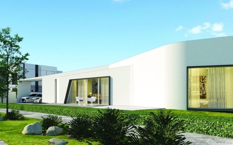 الصورة: الصورة: دبي ترسي معايير عقارية جديدة بمنزل يعتمد الطباعة الثلاثية