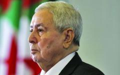 الصورة: الصورة: الرئيس الجزائري يصل إلى القاهرة
