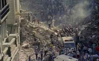 الصورة: الصورة: الأرجنتين تصنّف حزب الله إرهابياً وتجمّد أصوله