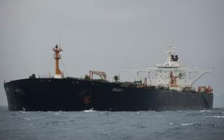 الصورة: الصورة: جبل طارق تمدد احتجاز ناقلة النفط الايرانية