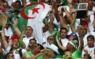 الصورة: الصورة: تذاكر مجانية لمشجعي الجزائر في نهائي الأمم الإفريقية