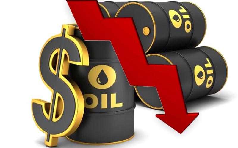 الصورة: الصورة: 6 % خسائر النفط  في أسبوع