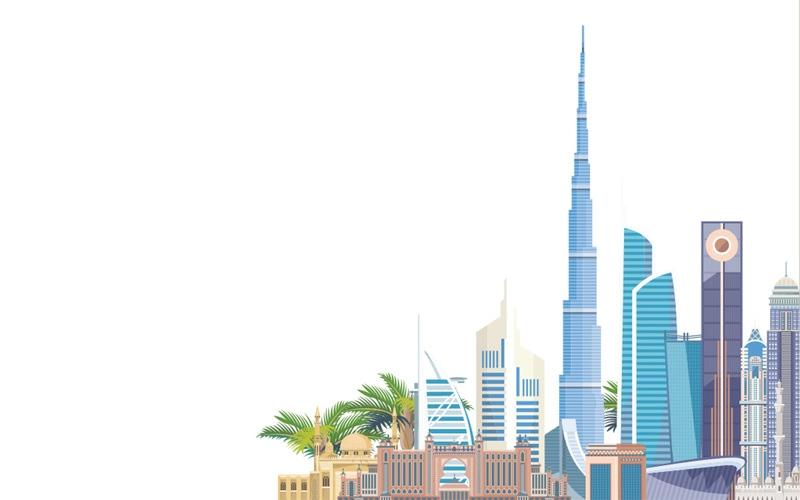 الصورة: الصورة: دبي تتربع على عرش وجهات السفر الأكثر شعبية في العالم