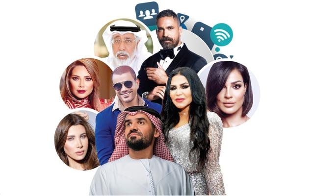 النجوم يواجهون الشائعات على «التواصل الاجتماعي» - البيان