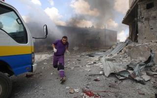 الصورة: الصورة: روسيا تعيد ترتيب وحدات قتالية للجيش السوري
