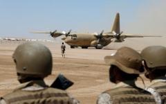 الصورة: الصورة: قوات التحالف تستهدف وتدمر 6 مواقع تابعة لميليشيا الحوثي في صنعاء