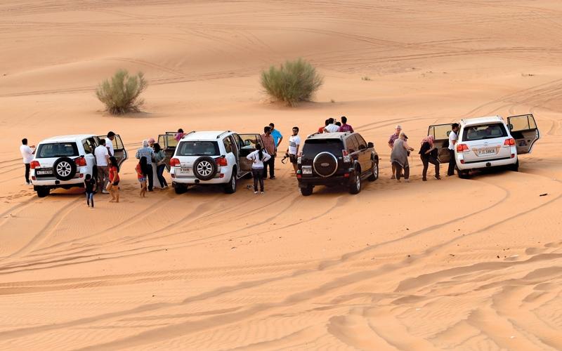 الصورة: الصورة: سيووورلد مجازين: سفاري الصحراء العربية بدبي الأفضل في العالم