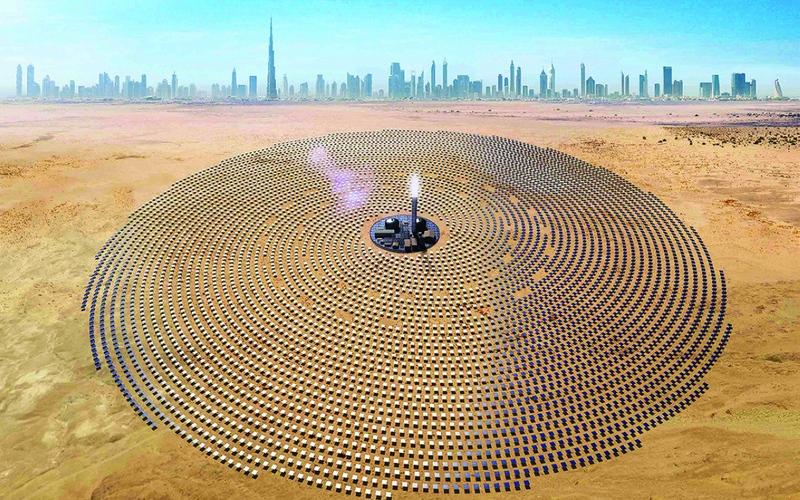 الصورة: الصورة: دبي ضمن أفضل المدن المستدامة 2020