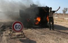 الصورة: الصورة: الجيش الليبي يوجّه سكان طرابلس  بالاستعداد لساعة الحسم