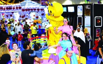 الصورة: الصورة: مفاجآت صيف دبي.. 22 عاماً من الإبهار