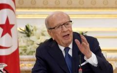 الصورة: الصورة: مصادر تونسية لـ «البيان»: السبسي يخاطب الشعب الخميس لأول مرة بعد وعكته الصحية