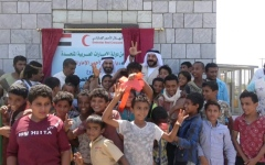 الصورة: الصورة: الشرعية لـ«البيان»: الإمارات تنقذ الطفولة من ميليشيا الحوثي