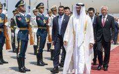 الصورة: الصورة: الإمارات والصين ترسمان خطاً أعمق للعلاقات يصنع المستقبل
