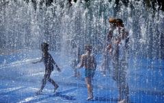 الصورة: الصورة: فرنسا تستعد لارتفاع تاريخي في درجات الحرارة