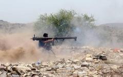 الصورة: الصورة: المتواطئون مع الحوثيين يتحسسون رؤوسهم