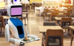 الصورة: الصورة: دبي تحتضن أول مقهى يعمل بالذكاء الاصطناعي