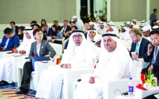 الصورة: الصورة: المنتدى الإماراتي الصيني يتوسع بالشراكة إلى 13 محوراً