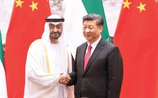 الصورة: الصورة: 16 اتفاقية ومذكرة تفاهم تعزز الشراكـة الاستراتيجية بين الإمارات والصين