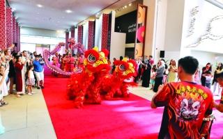 الصورة: الصورة: «الثقافة وتنمية المعرفة» تنظم الأسبوع الإماراتي الصيني في بكين