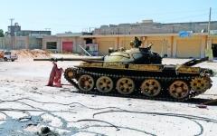 الصورة: الصورة: «طوفان الكرامة» تتقدّم في محاور طرابلس