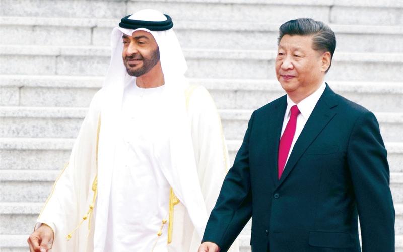 الصورة: الصورة: الإمارات والصين.. شراكة شاملة لسلام العالم