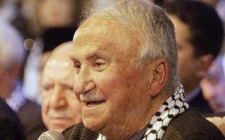 الصورة: الصورة: وفاة المناضل الفلسطيني بسام الشكعة