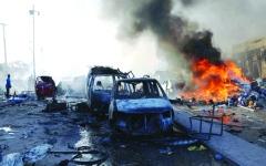 الصورة: الصورة: تسجيل صوتي يكشف إدارة قطر للإرهاب في الصومال