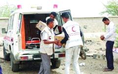 الصورة: الصورة: الدولة تدشّن حملة لمكافحة الكوليرا في اليمن