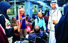 الصورة: الصورة: 5000 جريح يمني عالجتهم الإمارات في الخارج