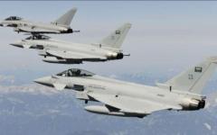 الصورة: الصورة: التحالف: إسقاط الحوثي طائرة مسيرة تابعة لقواتنا أكاذيب