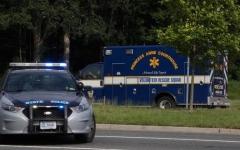 الصورة: الصورة: مقتل وإصابة 12 شخصاً في إطلاق نار بنيويورك