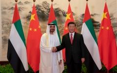 الصورة: الصورة: سفير الدولة فى بكين : نتائج كبيرة حققتها زيارة محمد بن زايد للصين